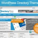 DirectoryPress, A WordPress Directory Script Theme
